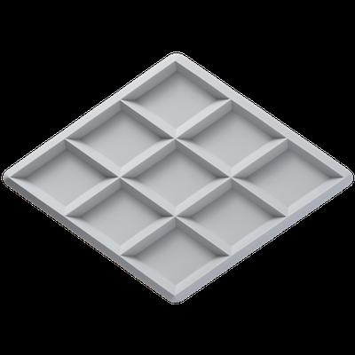Jewelry Storage Grid - Grey - Image 1