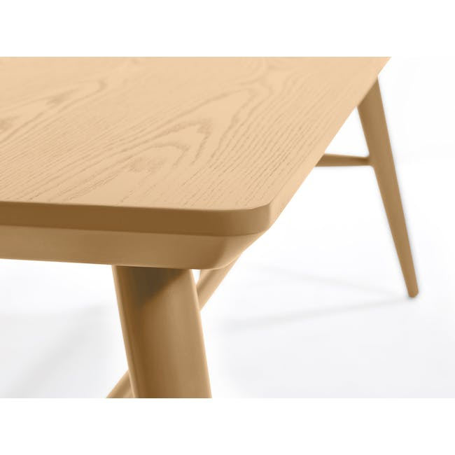 (As-is) Marrim Bench 1.2m - Natural - 9 - 10