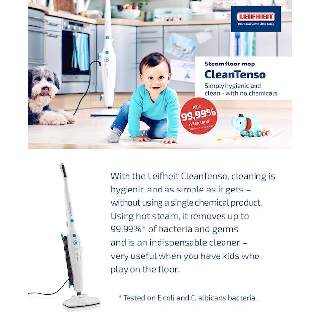 Leifheit Handheld Portable Steam Mop Steam Cleaner - 3