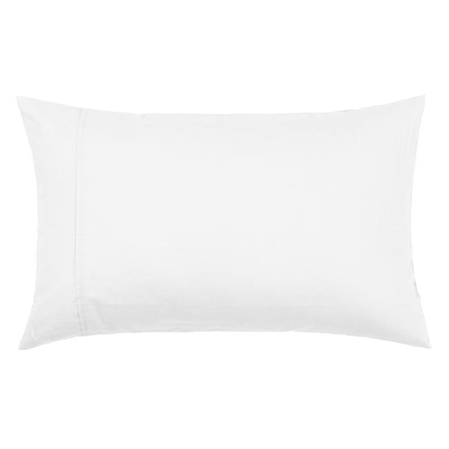 Aurora Pillow Case (Set of 2) - White - 4