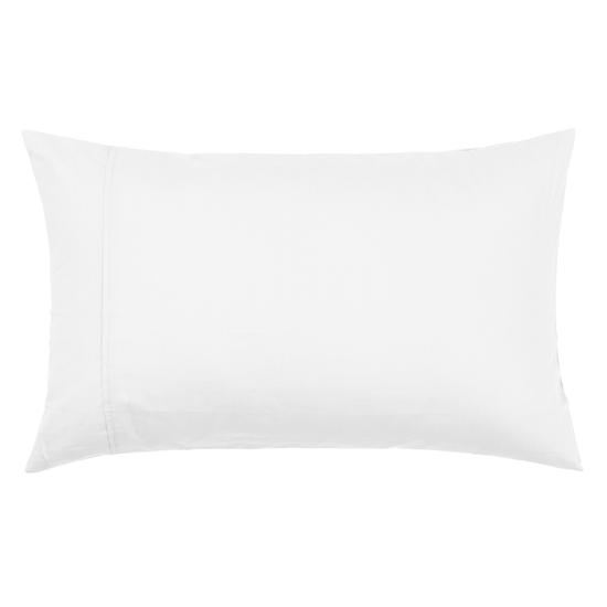 HipVan Bundles - (King) Aurora Fitted Sheet 4-pc Set - White