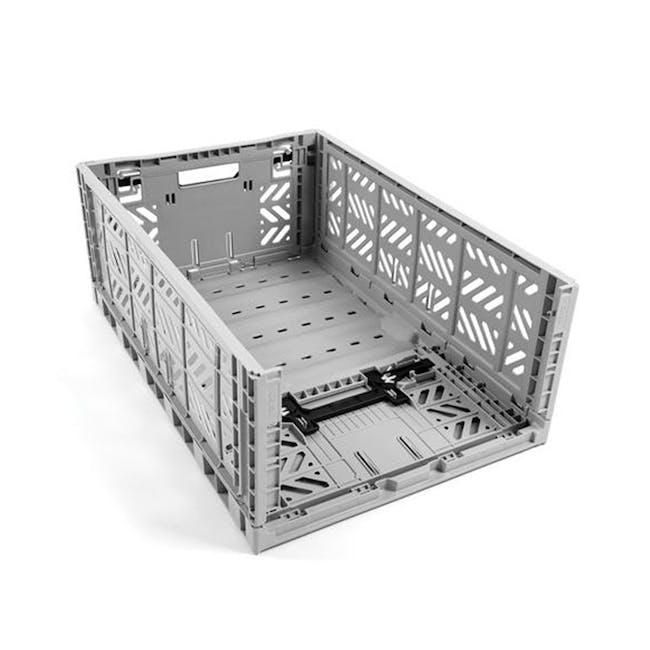 Aykasa Foldable Maxibox - Black - 1