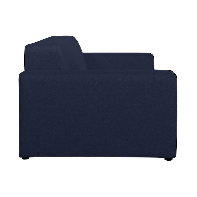 Adam 3 Seater Sofa - Navy - 3