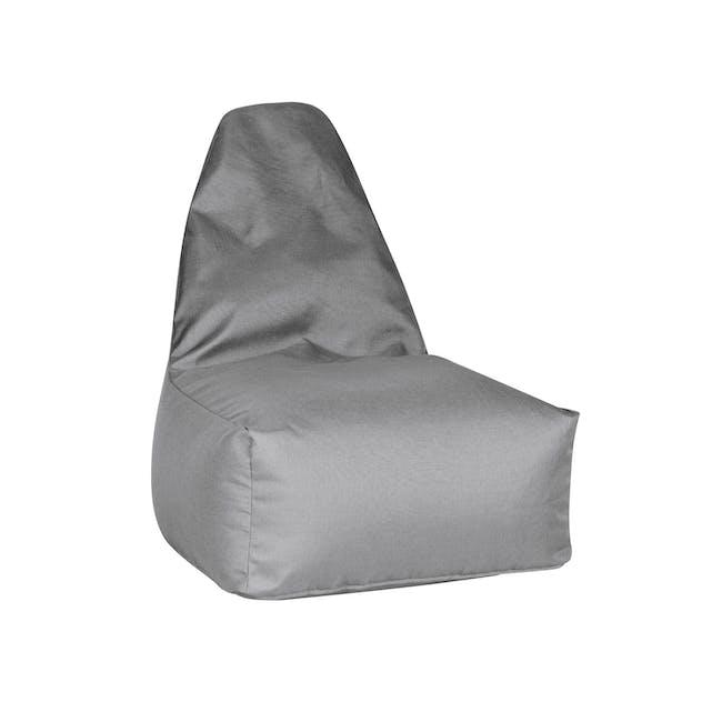 Milly Bean Bag - Stone - 0