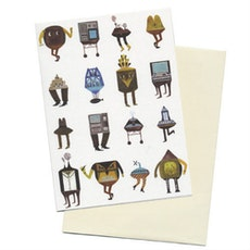 Block Party Suite Card by SCUBA (Pack of 6)
