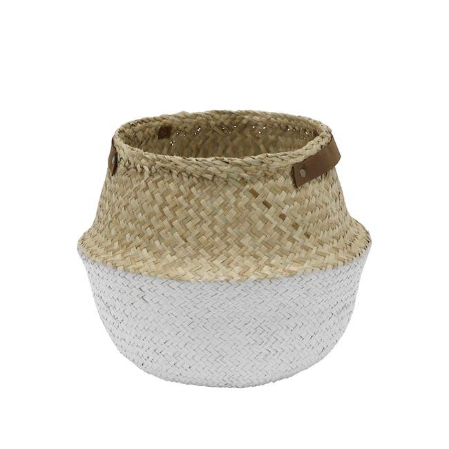 Grico Basket - White - 0