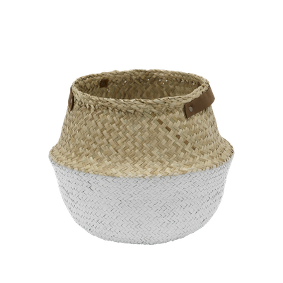 Grico Basket - White - Image 1