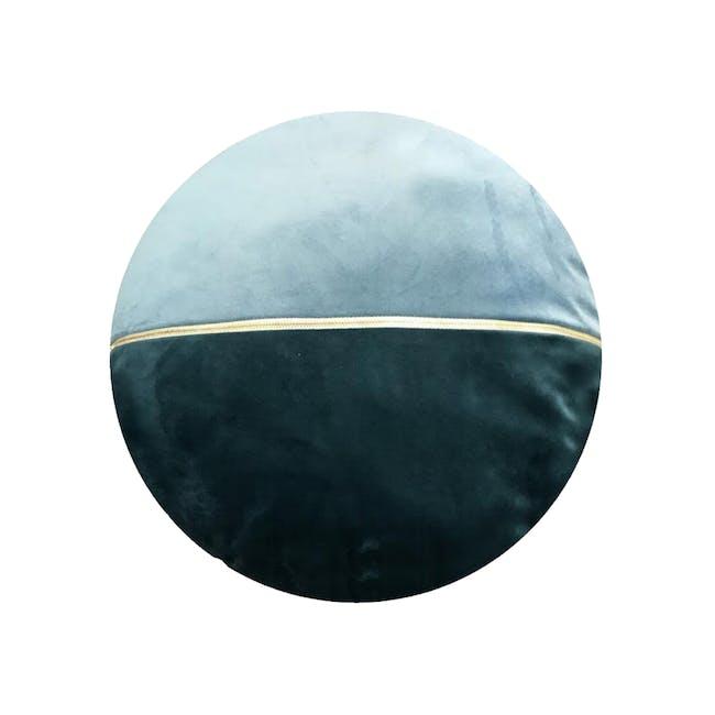 GRACE Cushion - Aqua - 0