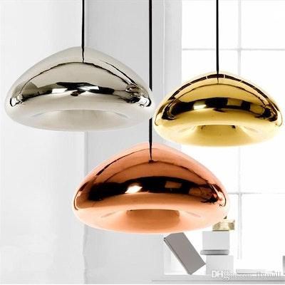Sophia Pendant Lamp - Copper - Image 2