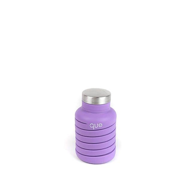 Que bottle - Purple - 3