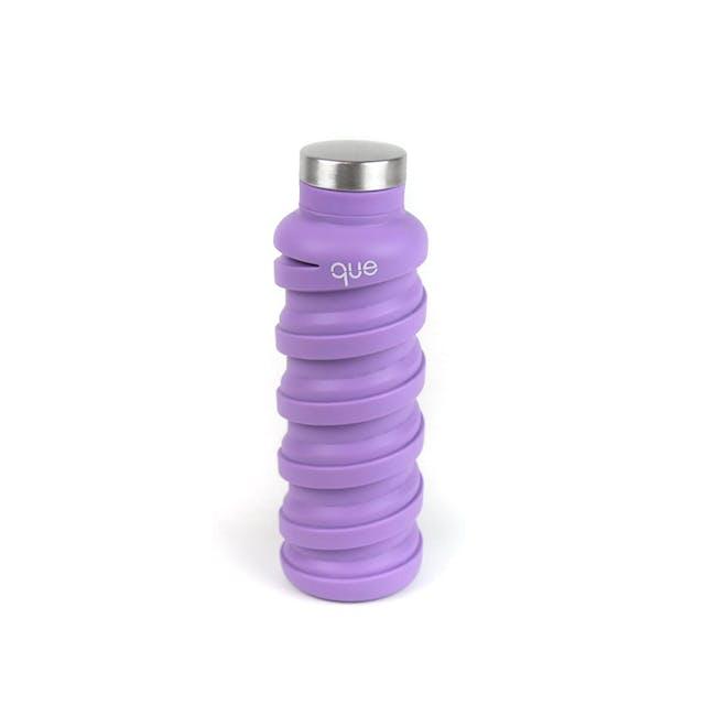Que bottle - Purple - 0