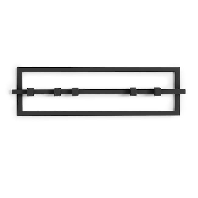 Cubiko Wall Hook - Black - 2