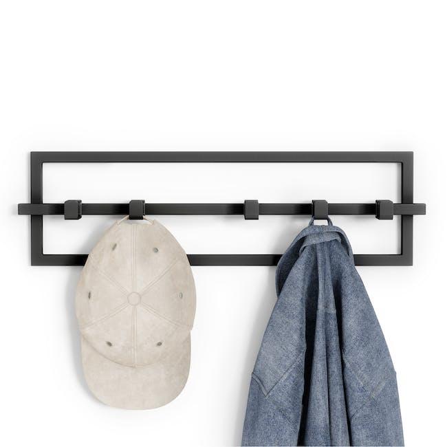 Cubiko Wall Hook - Black - 0