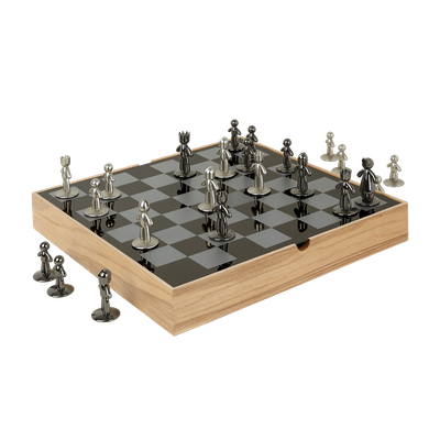 Buddy Chess Set - Natural - Image 1
