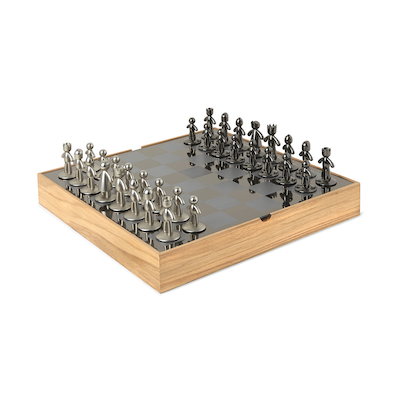 Buddy Chess Set - Natural - Image 2