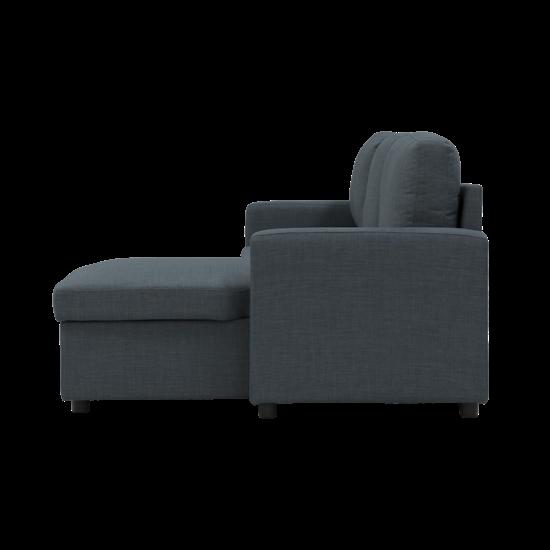 Apartment Sofas By Hipvan Mia L Shape Sofa Bed With Storage