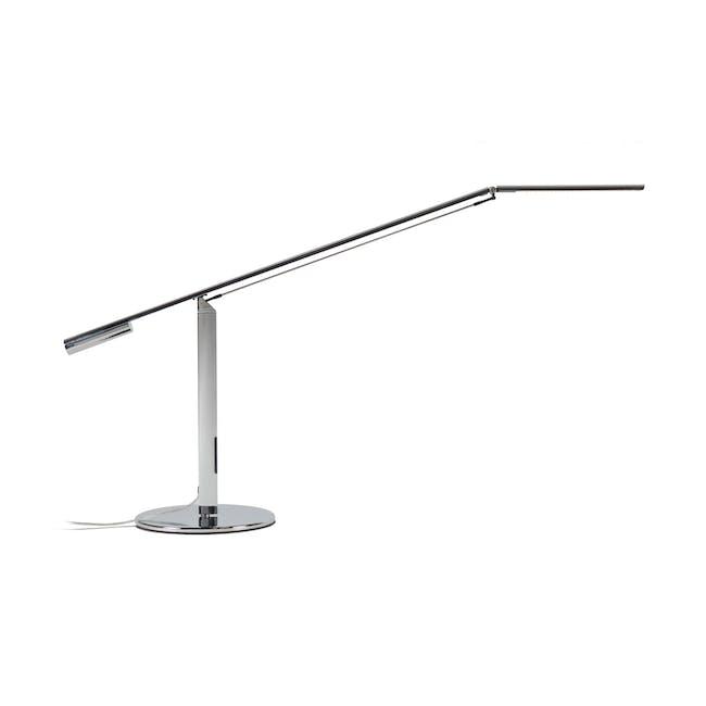 Koncept Equo LED Desk Lamp - Chrome - 0