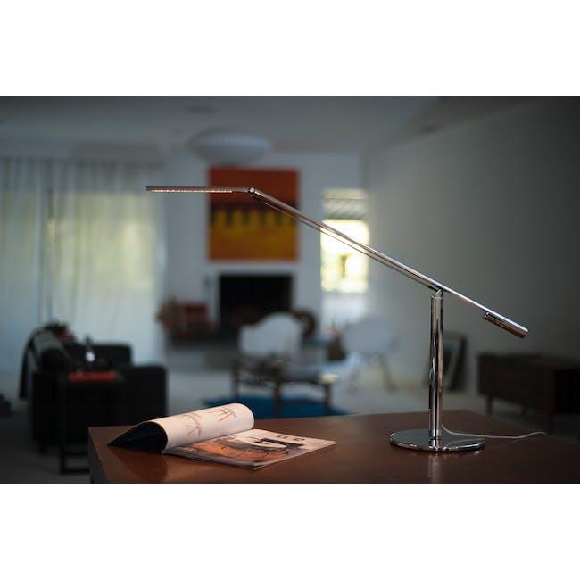 Koncept Equo LED Desk Lamp - Chrome - 1