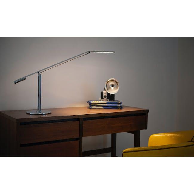 Koncept Equo LED Desk Lamp - Chrome - 3