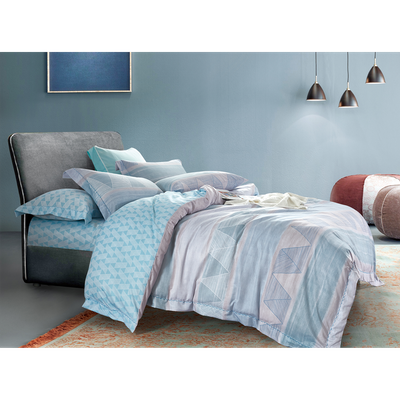 (Queen) Atlanta 5-Pc Bedding Set - Image 1