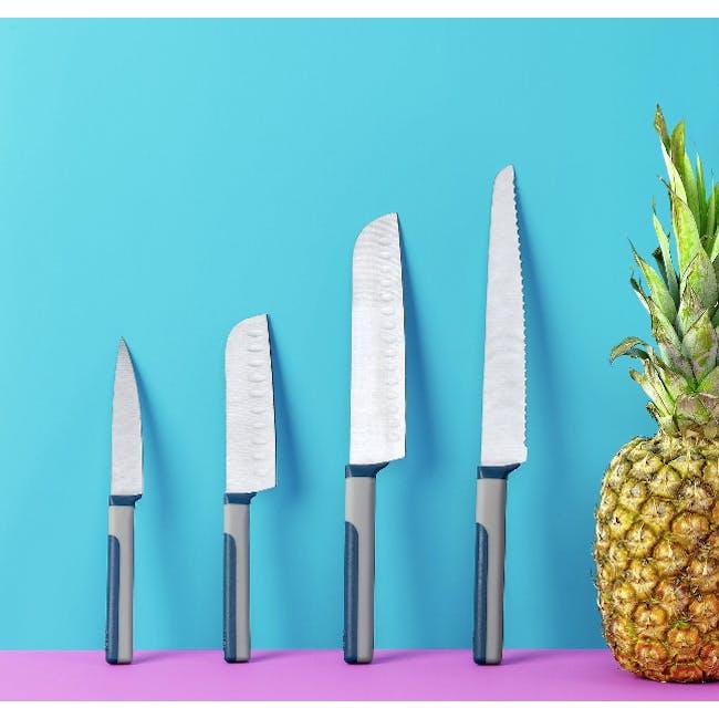 "Tasty 4.5"" Utility Knife - 3"