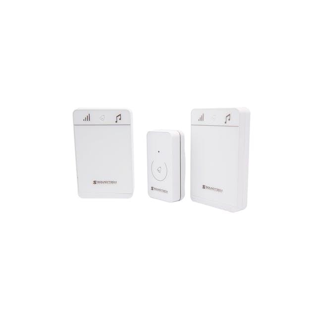 SOUNDTEOH Wireless Digital Doorbell DD-123 - 2