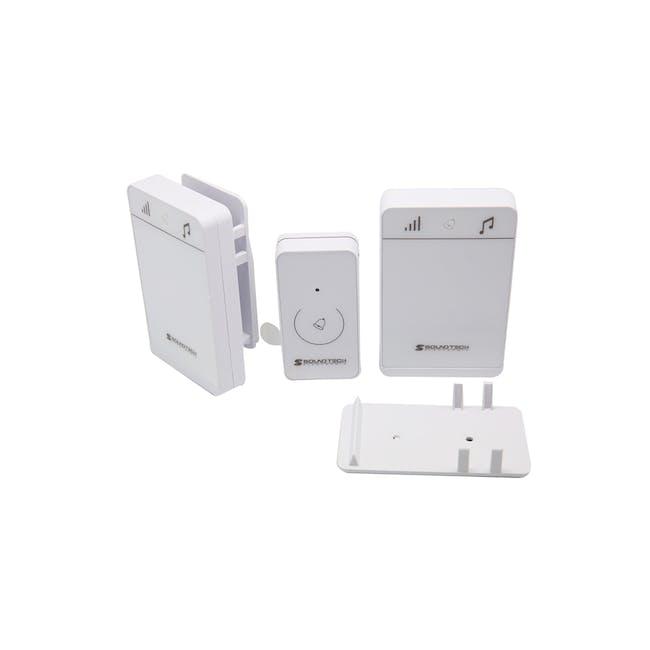 SOUNDTEOH Wireless Digital Doorbell DD-123 - 3