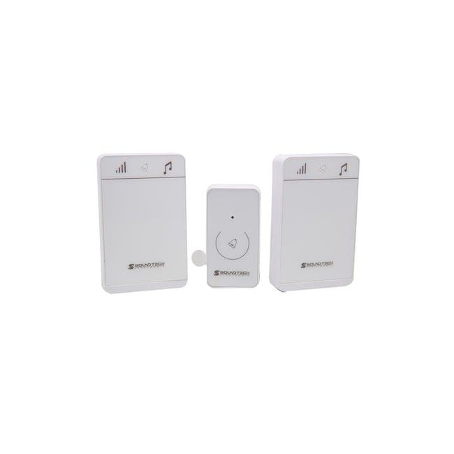 SOUNDTEOH Wireless Digital Doorbell DD-123 - 0