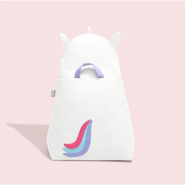 Little Stackers Storage Basket - Lola Unicorn - 4