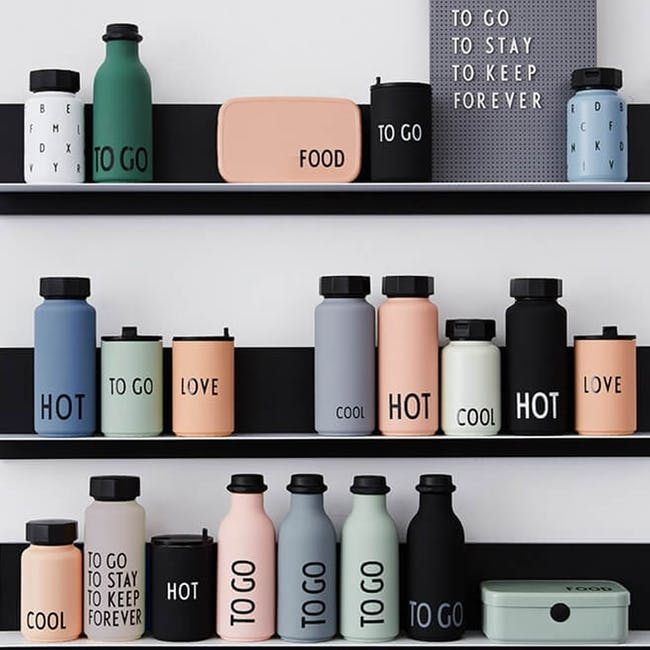 To Go Water Bottle Special Edition - Nude 500ml - 3