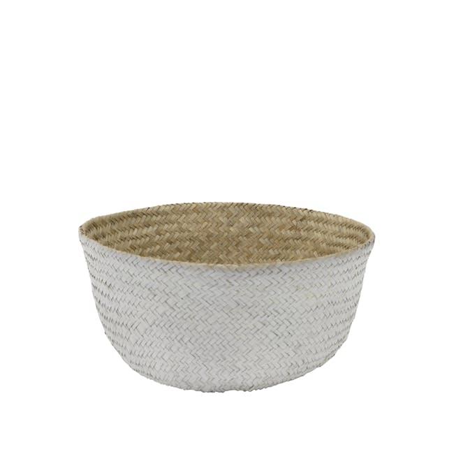 Serano Basket - White - 4