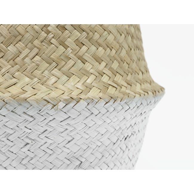 Serano Basket - White - 2