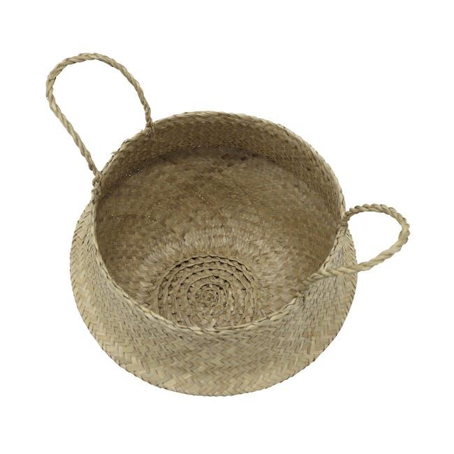 Serano Basket - White - 1