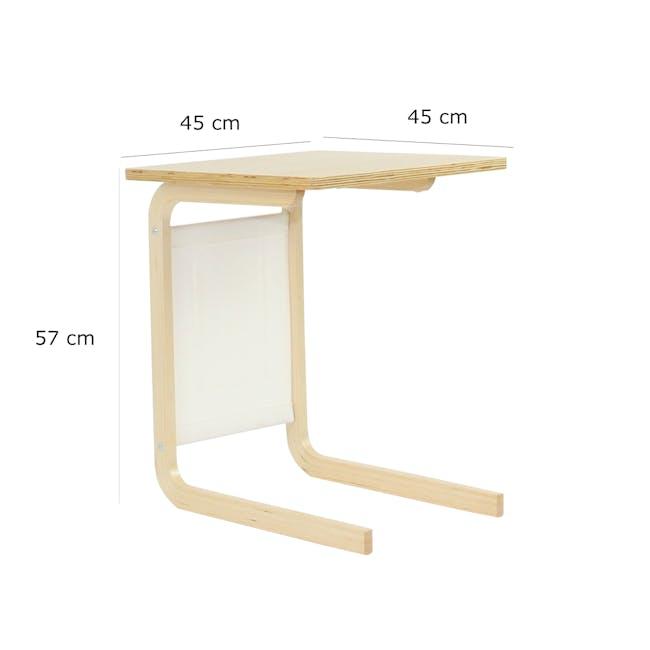 (As-is) Mizuki Side Table - 3 - 25