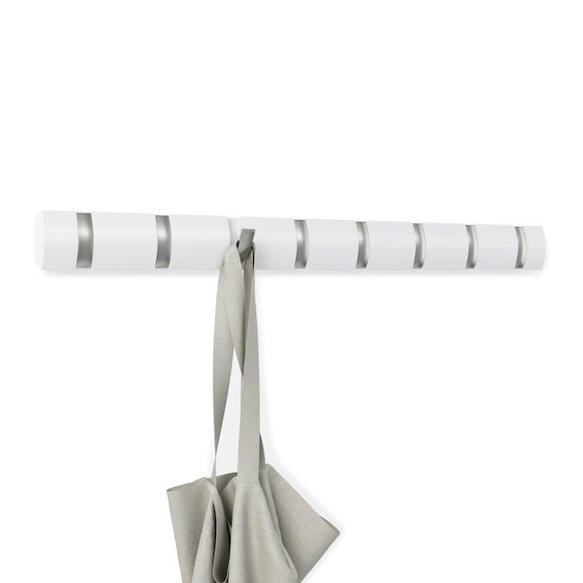 Flip 8 Hook - White - 1