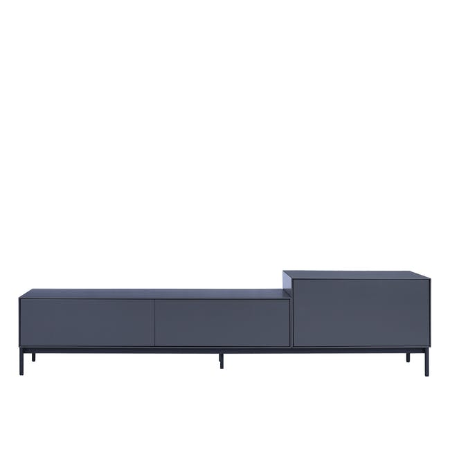 Lamont TV Cabinet 1.8m - Grey - 0