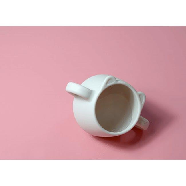 MODU'I Bear Cup 250ml - Pink - 7