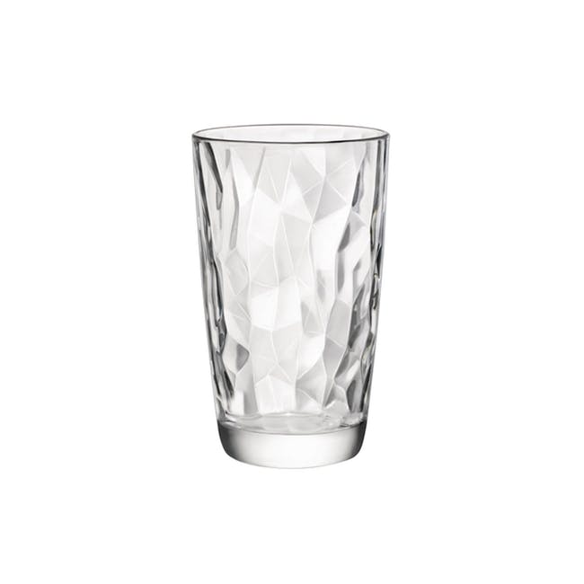 Diamond Cooler 470 ml - Clear - 0