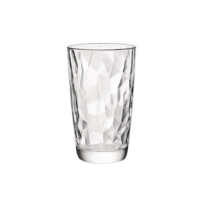 Diamond Cooler 470 ml - Clear (Buy 3 Get 1 Free!)