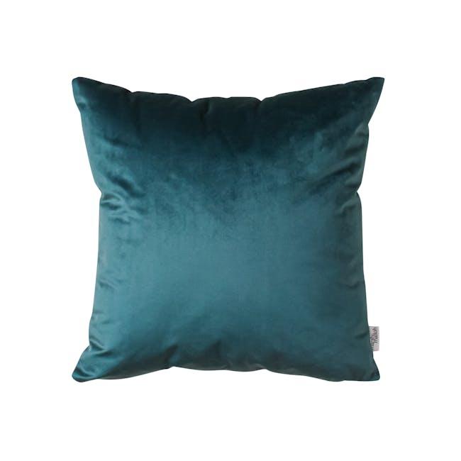 Pfeiffer Beach Throw Cushion - Emerald Green - 0