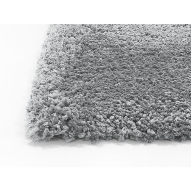 Mia Floor Mat - Grey - 1