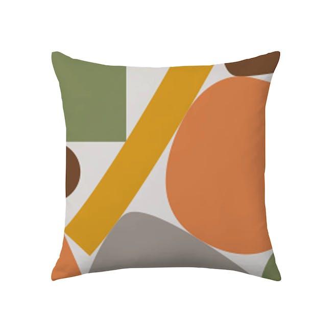 Cace Plush Cushion Cover - 0