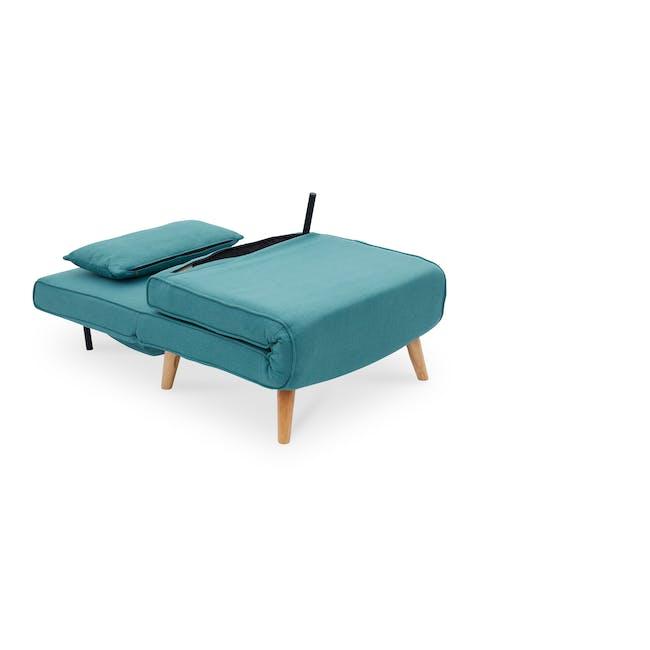 Noel Sofa Bed - Teal - 12