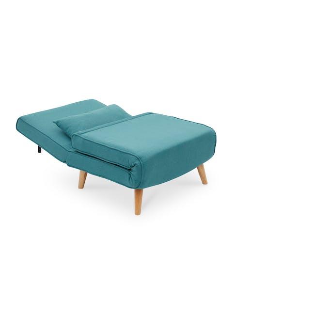 Noel Sofa Bed - Teal - 10