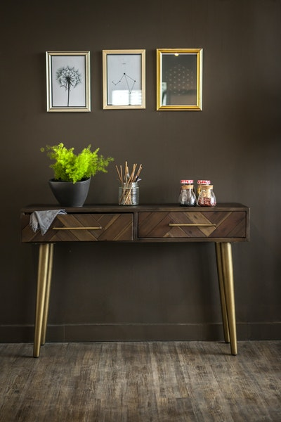 (As-is) Cadencia Console Table - 1 - Image 2