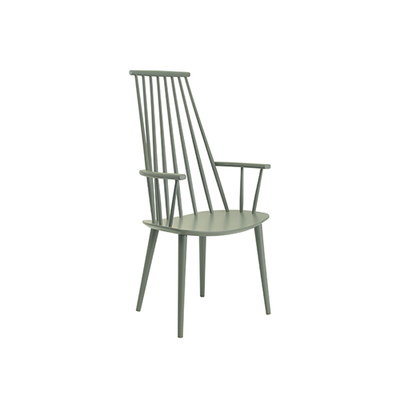 Frost Dining Chair - Grey Lacquered - Image 1