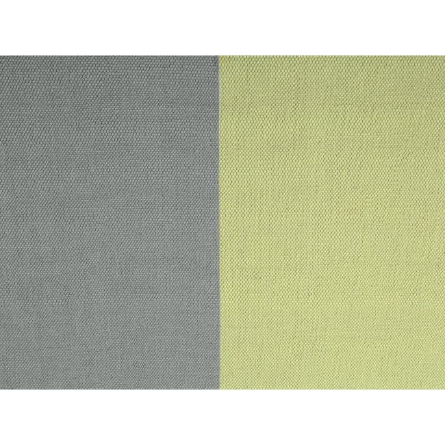 Mitad Flatwoven Rug 3m by 2m - Yellow - 1