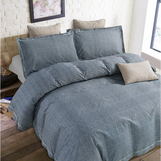 Caribbean 5-Pc Bedding Set (2 Sizes) - 1