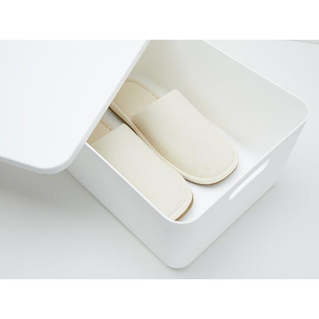 Lussa Storage Box with Lid - XL - 1