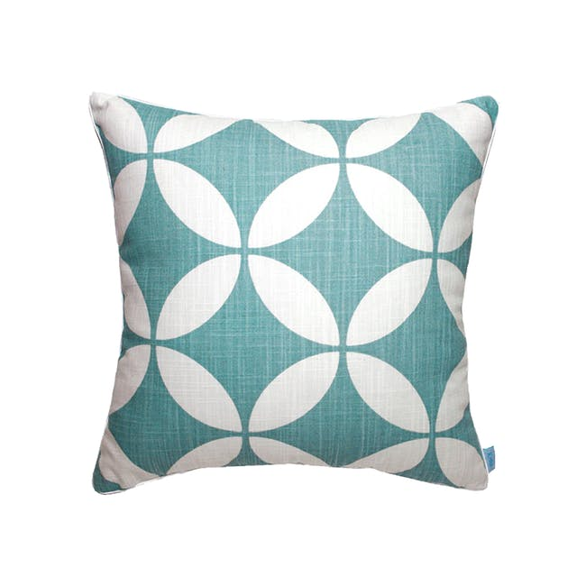 Radiant Square Cushion - Waterbury - 0